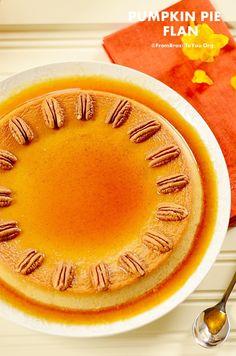 Pumpkin-Pie-Flan
