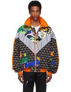 ab2ba4079 Fendi Unveils Hefty Reversible Shearling Jacket With Vibrant Strike ...