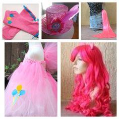 Pinkie Pie MLP costume