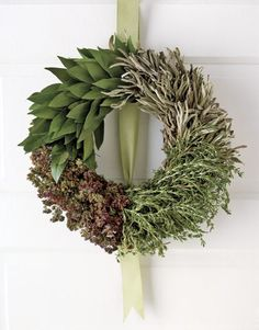 herbal wreaths-for-all-seasons
