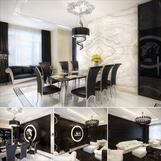Modern Condo Design filled with Popular Furniture