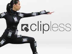 Clipless: Secure a phone to new surfaces, NFC-enabled!  by They Innovate //