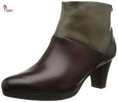 Pikolinos Salerno, Boots femme - Marron (Olmo/Lead), 41 EU - Chaussures pikolinos (*Partner-Link)