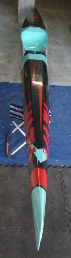 Ref. ESP10411 - Surfski Mazu Pro Elite - 1.500 € negociables