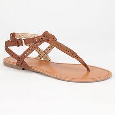 BAMBOO Warner Womens Sandals 236177464 | Sandals