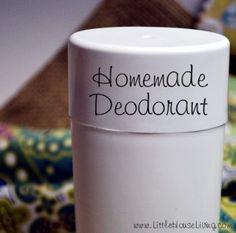 How+to+Make+Deodorant