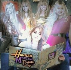 "Skye's idol, favorite person, favorite show, favorite singer. Skye looked just like ""Hannah Montana"""