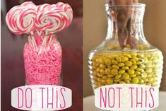 7 Super Simple DIY Tips For Candy Buffet