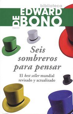Resumen con las ideas principales del libro 'Seis sombreros para pensar', de Edward de Bono. Una guía para tomar decisiones acertadas. Ver aquí: http://www.leadersummaries.com/resumen/seis-sombreros-para-pensar