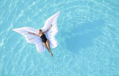 Floating angels at The Ixian Grand & All Suites!