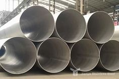 304L Stainless Steel Industrial Pipe