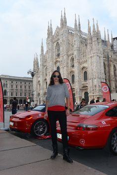 Cash & Rocket (RED) Tour - Julie Brangstrup - Milano, 9 June 2012
