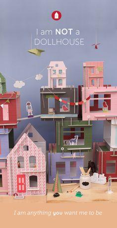 Les petites maisons de Lille Huset - Plumetis Magazine