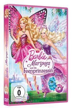 DVD und Poster zum neuen Barbie Film gewinnen bis zum 31.8.13, Kommi genügt: http://www.dietestfamilie.de/gewinnspiel-barbie-mariposa-und-die-feenprinzessin/