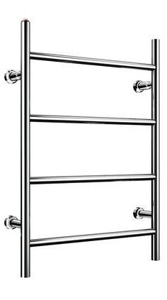 (Hinta 555 €) Sähkötoiminen Rej Design Tango -pyyhekuivain. Väri: Valkoinen. Teho: 60W/230 VAC. Leveys 500 mm. Pistotulppaliitäntä tai kiinteä asennus. Kytkentä vas/ylä, oik/ala. On/off-katkaisija. Kotimaiset, korkealaatuiset Rej Design –kuivau