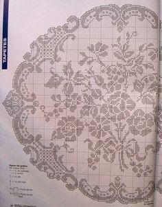 Kira crochet: Scheme no. 176