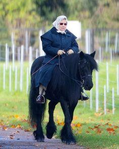 Queen Elizabeth II was seen riding horseback on the grounds of Windsor Castle. Isabel Ii, Her Majesty The Queen, Remembrance Day, Windsor Castle, Windsor Park, Santa Lucia, Horse Girl, Queen Elizabeth Ii, Queen Elizabeth