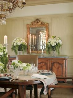 South Shore Decorating Blog: Two Designers I Admire