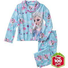 Girls' Disney's Frozen 2pc Coat PJ