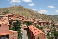 ALBARRACÍN Teruel, Aragón, Spain