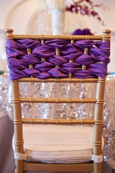 New Year's Radiant Orchid Wedding Inspiration | Photography : http://www.instyleimagery.com/
