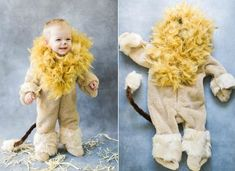 Carnival Costumes for Carnival – Carnival ideas to make your own … – Halloween Costumes Baby Lion Costume, Carnival Costumes, Carnival Diy, Make Your Own, Make It Yourself, Bearded Lady, Baby Halloween, Halloween Costumes, Fur