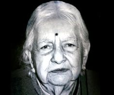 Kamaladevi Chattopadhyay -- social activist and Indian freedom fighter. First female candidate to run for a legislative seat in India.