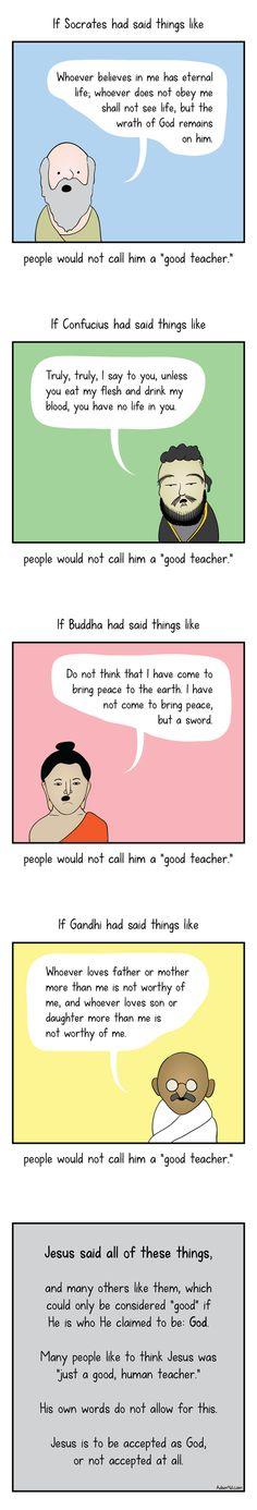 more than a good teacher