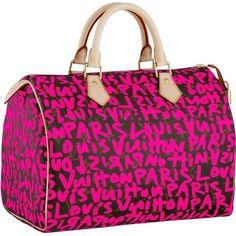 9844faa9f46 Louis Vuitton Monogram Roses Canvas Speedy 30 Louis Vuitton Handbags