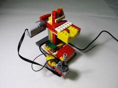 Lego wedo инструкции по сборке