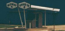 Midway Drive-in    Ravenna, Ohio