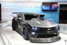 Turbo Camaro