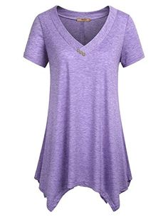 Cute Sweater Outfits, Casual Sweaters, Casual Tops, Long Sleeve Sweater, Long Sleeve Tops, Long Sleeve Shirts, Layering Outfits, Plus Size Shirts, Purple Fashion