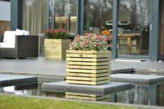 Blomsterkasse Jenga, Home And Garden, Backyard, Toys, Plants, Balcony, Urn, Activity Toys, Patio