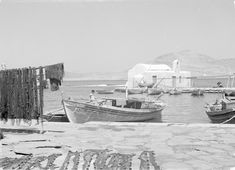 Old Photos, Vintage Photos, Paros, Opera House, Greece, History, Building, Travel, Outdoor