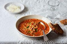Kublanka vaří doma - Pasta e fagioli