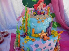 Birthday Cake Photos - ♥La Sirenita♥