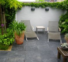 1000 images about tuin on pinterest pergolas jacuzzi and met - Binnenkleuren met witte muur ...