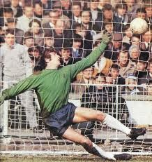 Pat Jennings, Northern Ireland (Watford, Tottenham Hotspur, Arsenal, Everton, Northern Ireland) Pat Jennings, Bristol Rovers, Tottenham Hotspur Football, Soccer Stars, Watford, Historical Pictures, Goalkeeper, Northern Ireland, How To Memorize Things