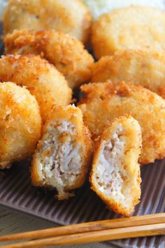 簡単 [豚コマ100gで!] 柔らかサックサクのミニ豚カツ と ダイエット。   珍獣ママ オフィシャルブログ「珍獣ママのごはん。」Powered by Ameba