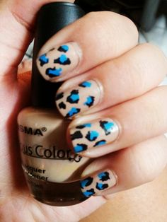 Would you try Leopard Print Nails by Tina N. Vote on Preen. Leopard Print Nails, Heart Nails, Cosmetology, Toe Nails, How To Do Nails, Beauty Hacks, Beauty Tips, Manicure, Nail Polish