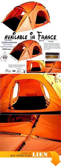 Heavy Duty Léger Solide Aluminium Chevilles pour... E-ztime 10 pack tente Stakes