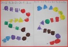 Barvy, tvary, počítání   Mateřská škola Svojsíka