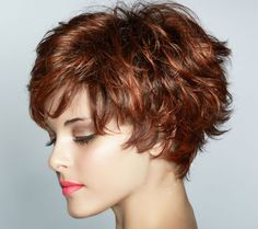 short curly pixie haircut - Google Search