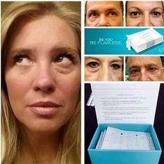 Instantly Ageless Anti Aging Wrinkle Cream Eye Botox Alternative Face 1 Sachet  #Jeunesse