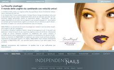 Independet nails: Project manager - Web designer