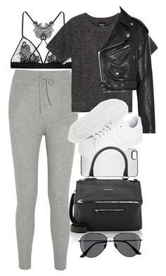 """Untitled #10933"" by minimalmanhattan on Polyvore featuring Fleur of England, Zero Gravity, T By Alexander Wang, Zara, Faith Connexion, adidas Originals, Givenchy and H&M"