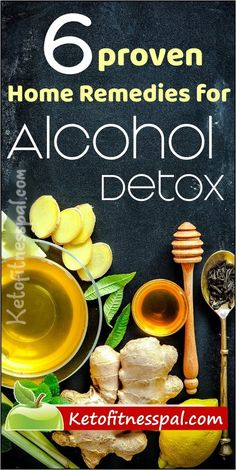 Looking for a natural way to detox from alcohol? Try out these 6 proven home remedies for alcohol detox. With these natural remedies, be sure to protect your organs from toxins from alcohol. Alcohol Detox At Home, Alcohol Cleanse, Best Way To Detox, Best Detox, Alcohol Withdrawal Symptoms, Alcohol Detox Symptoms, Liver Detox Cleanse, Body Cleanse, Quitting Alcohol