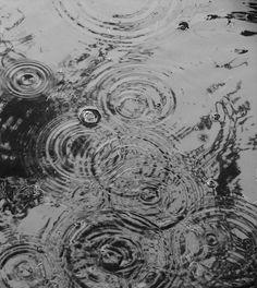 Romance of rain Rainy Mood, Rainy Days, All Nature, Texture, Rain Drops, Natural World, Photos, Pictures, Art Photography