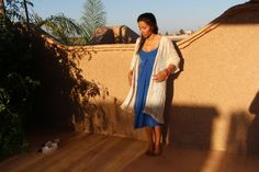 lace, kaftan, morocco